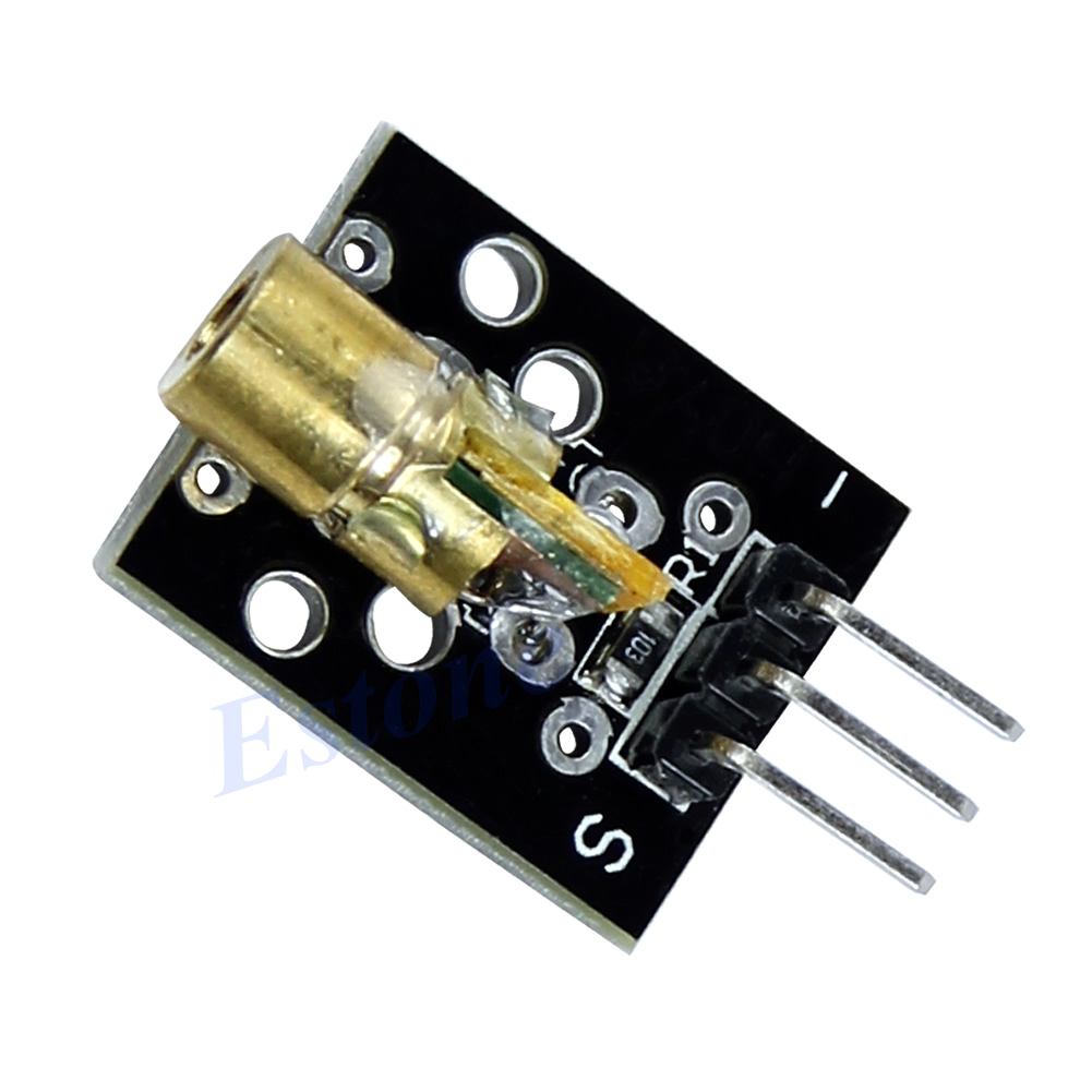 Pc laser transmitter sensor module for arduino new ebay