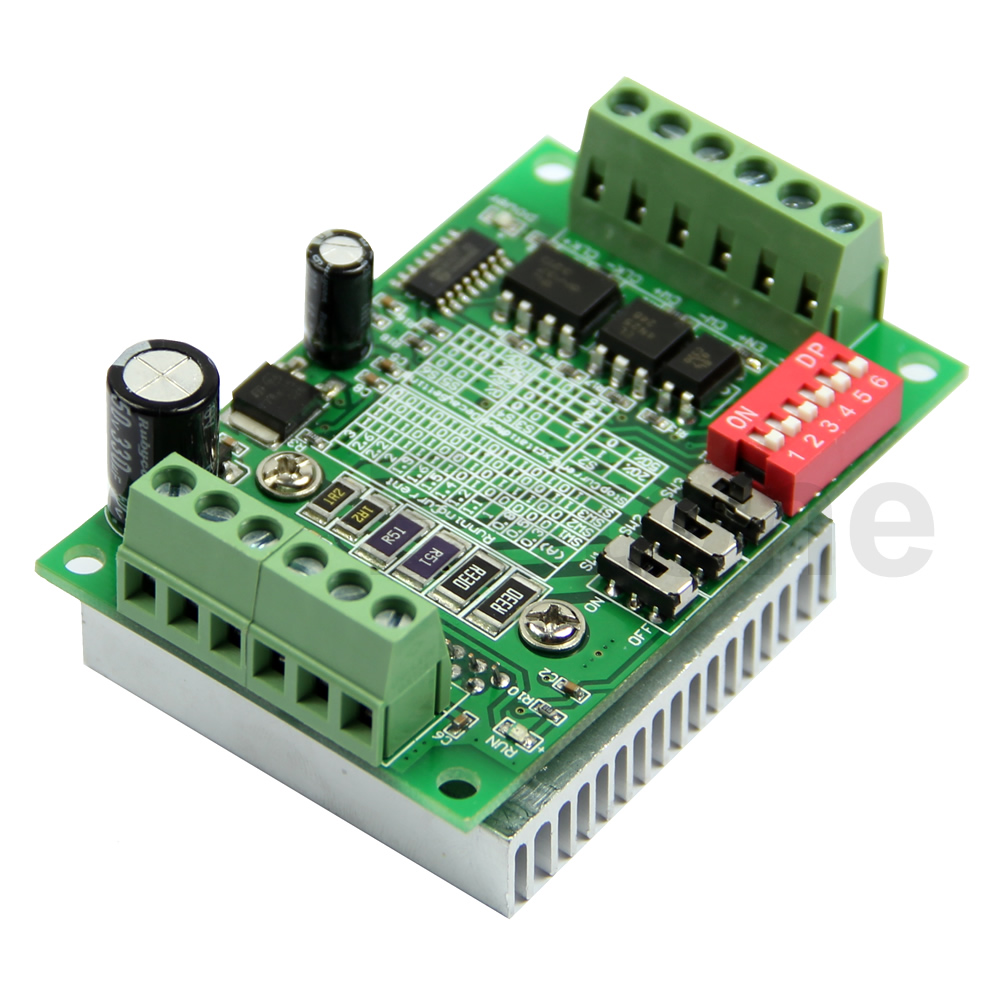 Tb6560 3a driver board cnc router single 1 axis controller for Cnc stepper motor controller