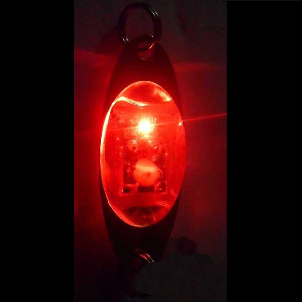 led deep drop underwater eye shape fish fishing squid lure light, Reel Combo