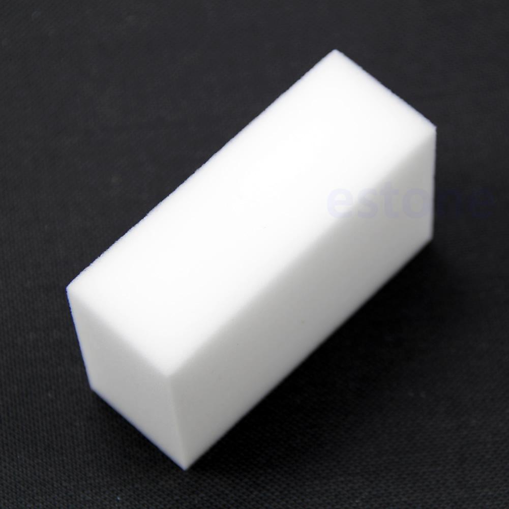 10x multi function foam magic sponge cleaner eraser for car wash kitchen ebay. Black Bedroom Furniture Sets. Home Design Ideas