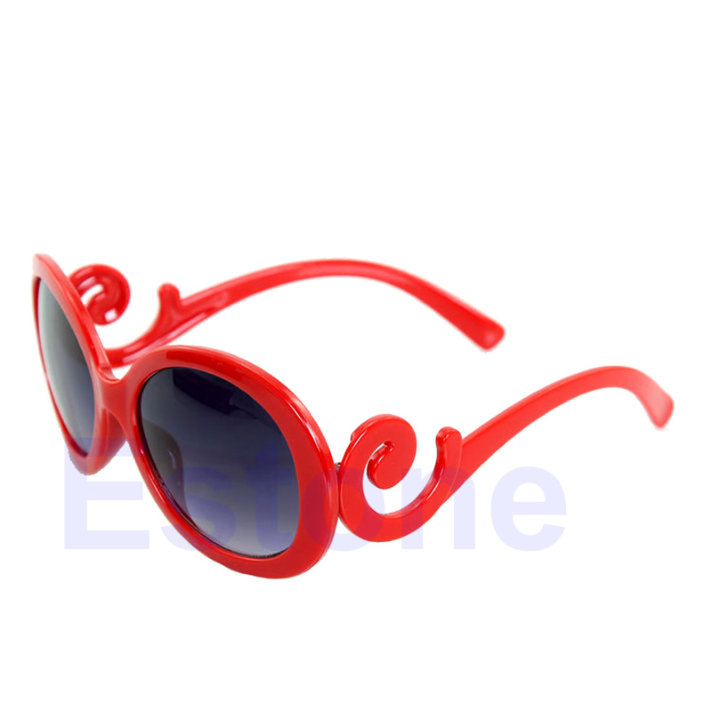 Hot-Retro-inspired-Womens-Butterfly-Clouds-Arms-Round-Sunglasses-Semi-Tranparent