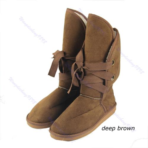 Pretty Snow Boots For Women | Santa Barbara Institute for ...