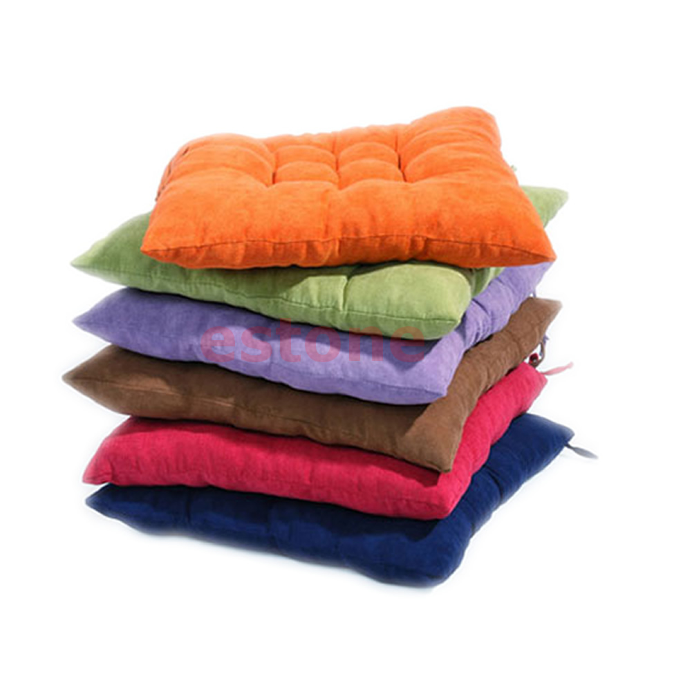 Fashion Soft Home fice Square Cotton Seat Cushion
