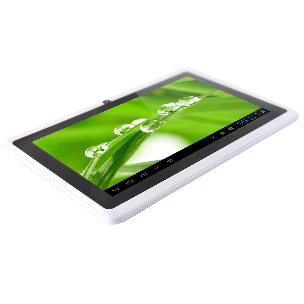 """2013 Newest 7"""" Google Android 4 2 Dual Camera Capacitive Screen Tablet 4GB PC"""