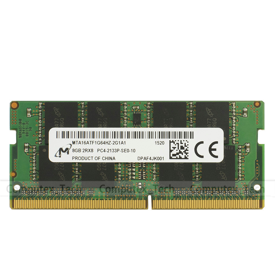 micron 8gb 2rx8 pc4 2133p pc4 17000 ddr4 260pin sodimm non ecc laptop memory ram ebay. Black Bedroom Furniture Sets. Home Design Ideas