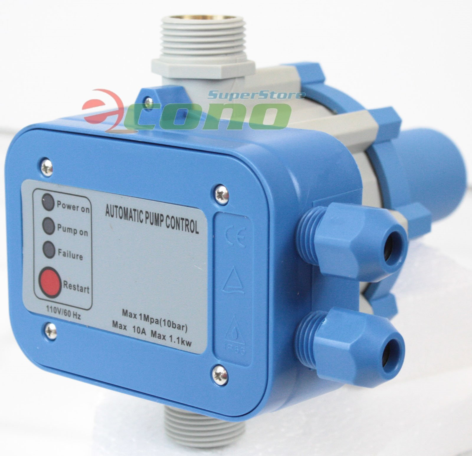 New Automatic Water Pump Pressure Controller Electronic