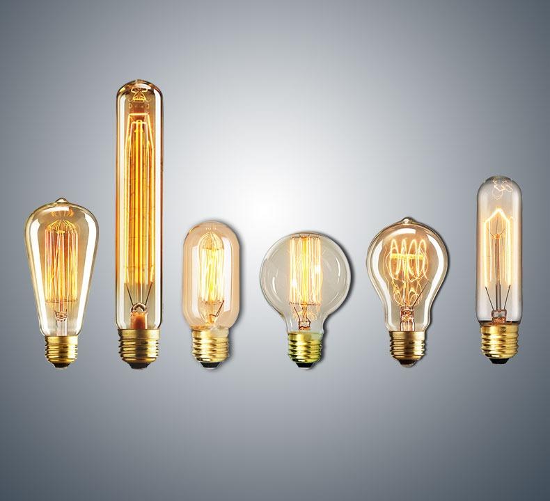 Industrial Pendant Ceiling Lamp Lighting Chandelier Edison