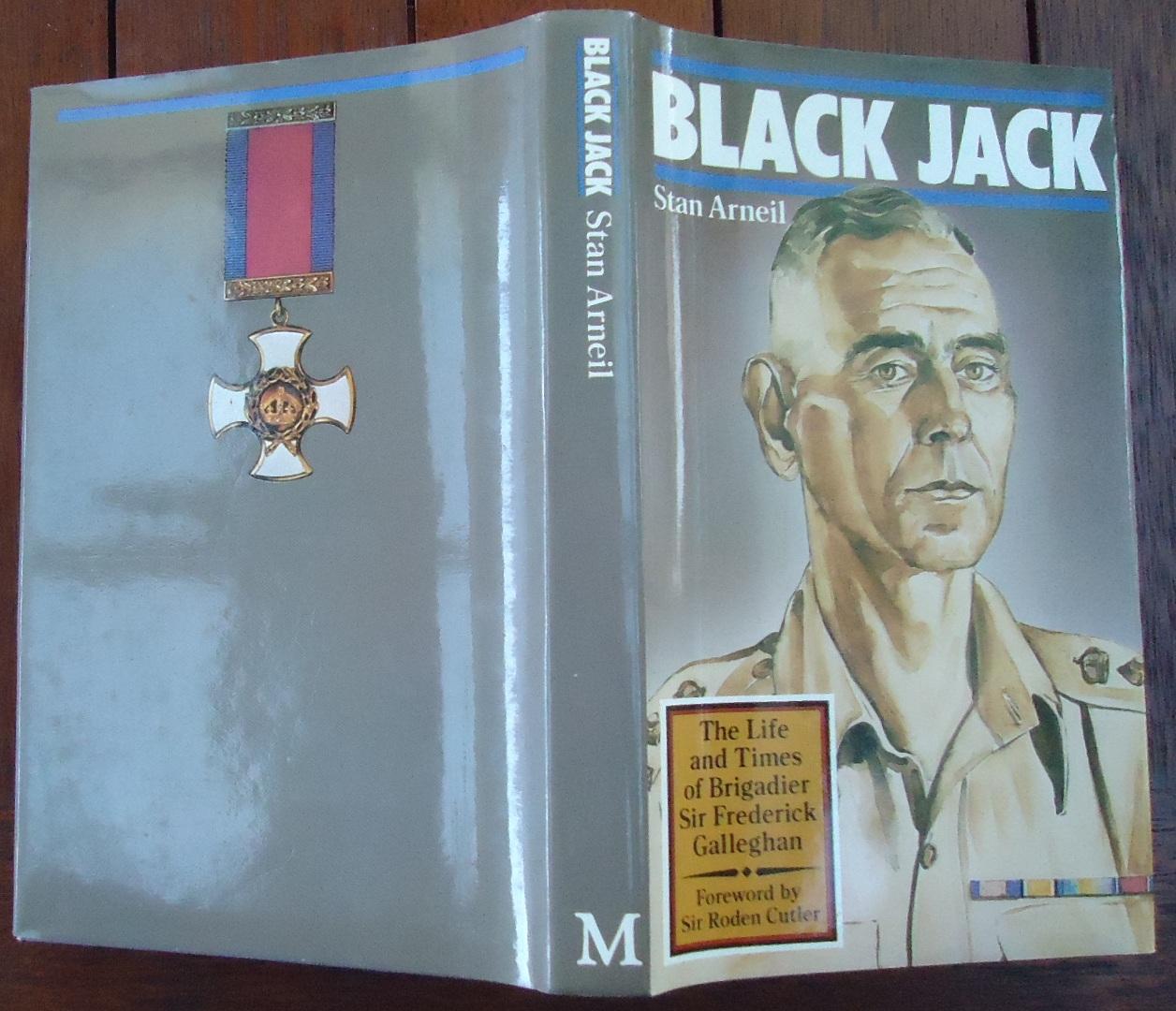 Frederick black jack galleghan