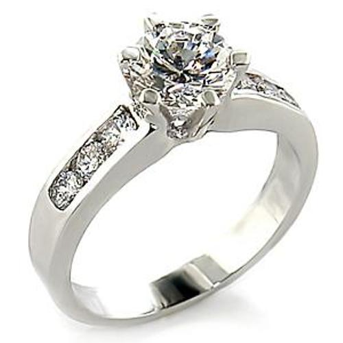 Classic 1 73ct Womens Brilliant Wedding Engagement Ring Size 5 6 7 8 9