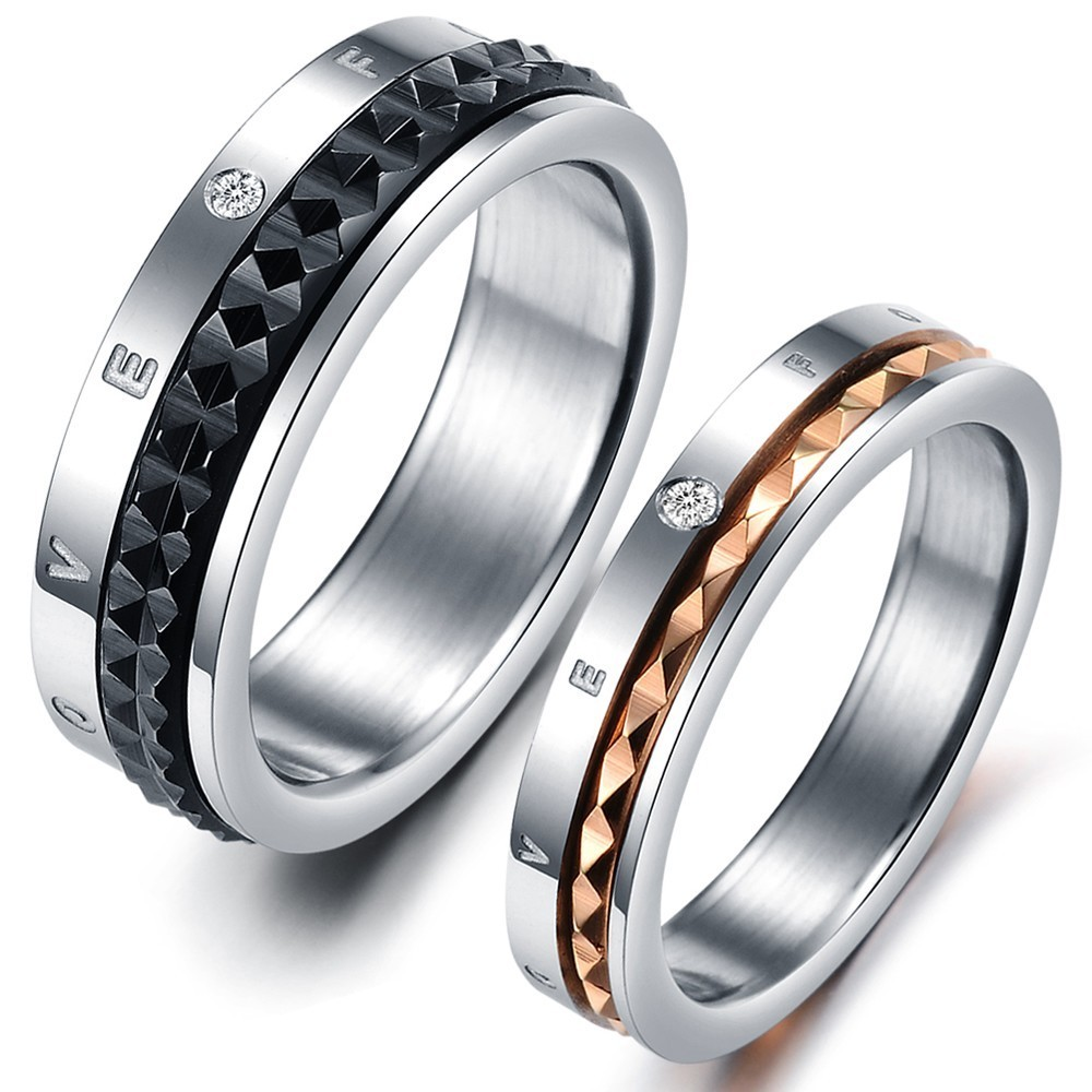 s with wedding coolman men ring rings steel boxes coolmanjeweller stainless fashion gift