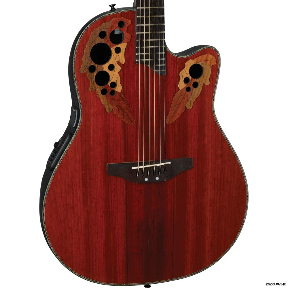 Ovation Celebrity Deluxe - Paduak | Sweetwater