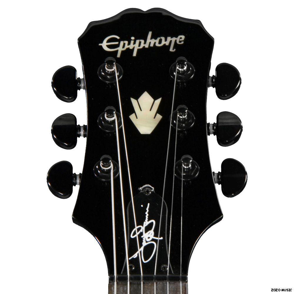 Gibson Epiphone Tony Iommi Signature SG G400 Black Electric Guitar