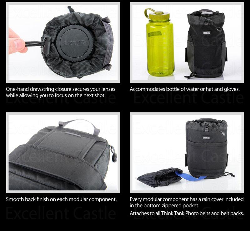 Think Tank  R U Hot Water Bottle Belt Pouch TT-224