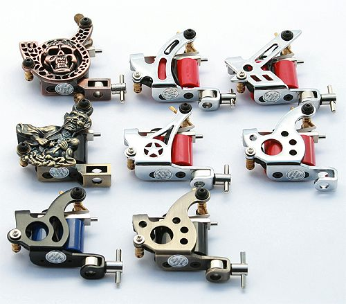 8 Of Our Top Selling Tattoo Machine Guns Included Super Deal