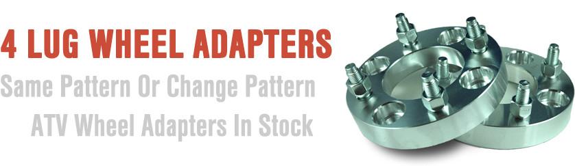Wheel Adapters