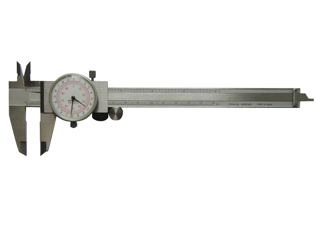 Dial Caliper Dual Reading 6 U0026quot  150mm Brand New Calipers