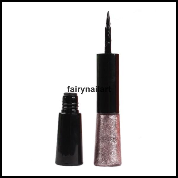 2in1-2-Colors-Professional-Eyeliner-Eye-Liner-Gel-Cream-Makeup-New