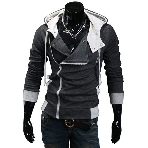 assassin 39 s creed desmond miles conner kenway hoodie jacke. Black Bedroom Furniture Sets. Home Design Ideas