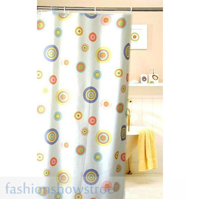 Fashion Show on New Design Waterproof Bath Shower Curtain Cc22   Ebay