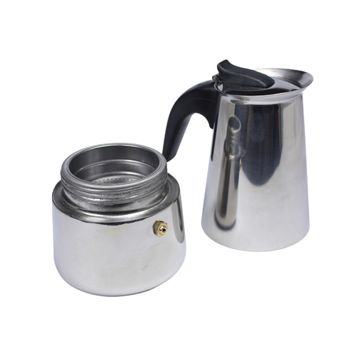 Italian Coffee Maker Stainless Steel : 200ml Italian Espresso Coffee Maker Stainless Steel Moka Pot HJ360B eBay
