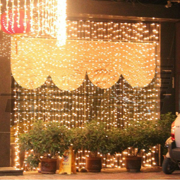 Warm-White-800-LED-Icicle-Curtain-Lights-String-8-3M-L22