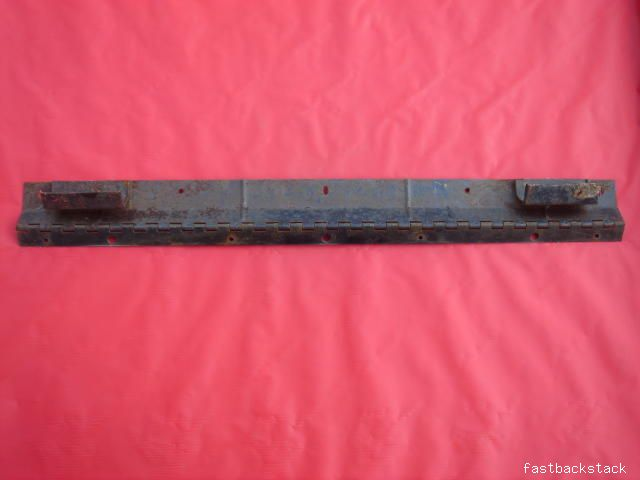 1971 1972 72 1973 73 mustang fastback trap door hinge ebay - Trap door hinges ...