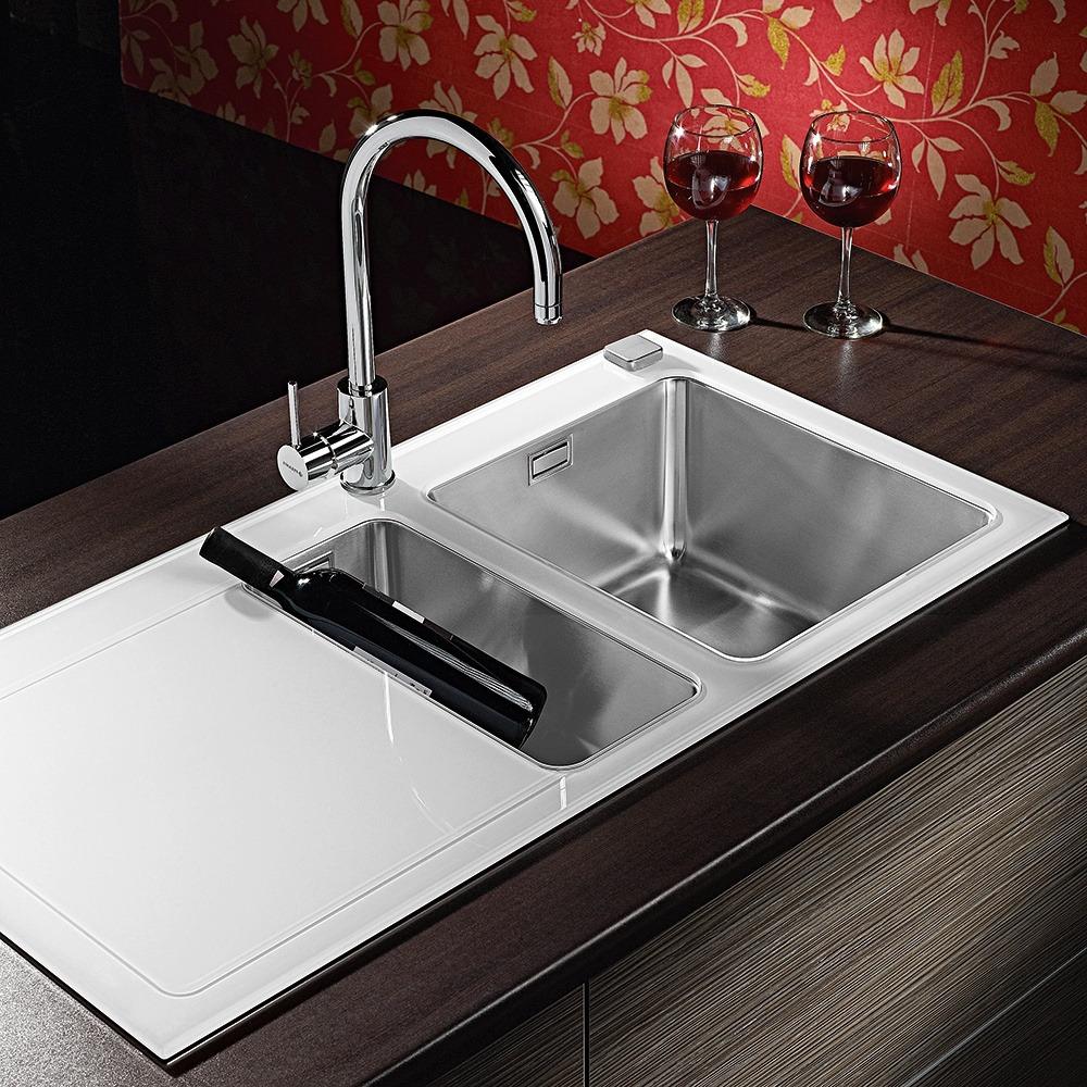 thumbnail - Glass Sink Kitchen