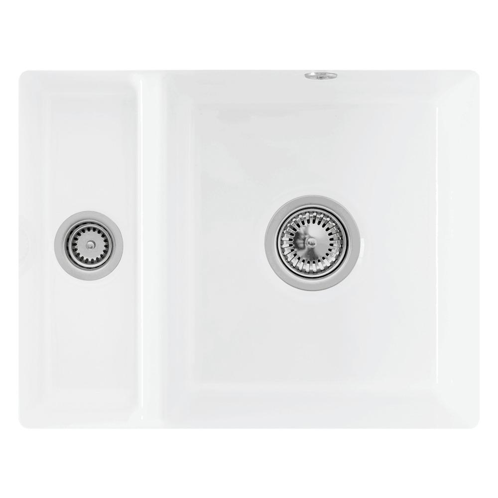 undermount kitchen sink white Thumbnail