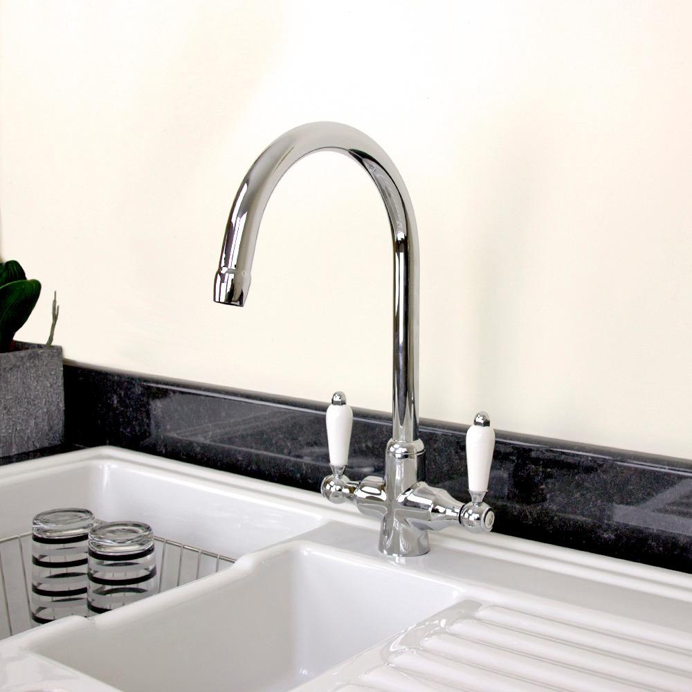 colonial kitchen sink Thumbnail