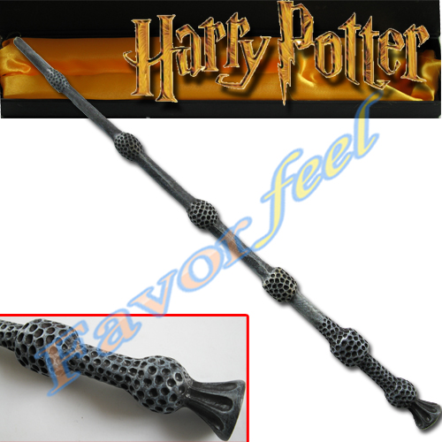 Cosplay harry potter master dumbledore magical wand nib ebay for The master wand