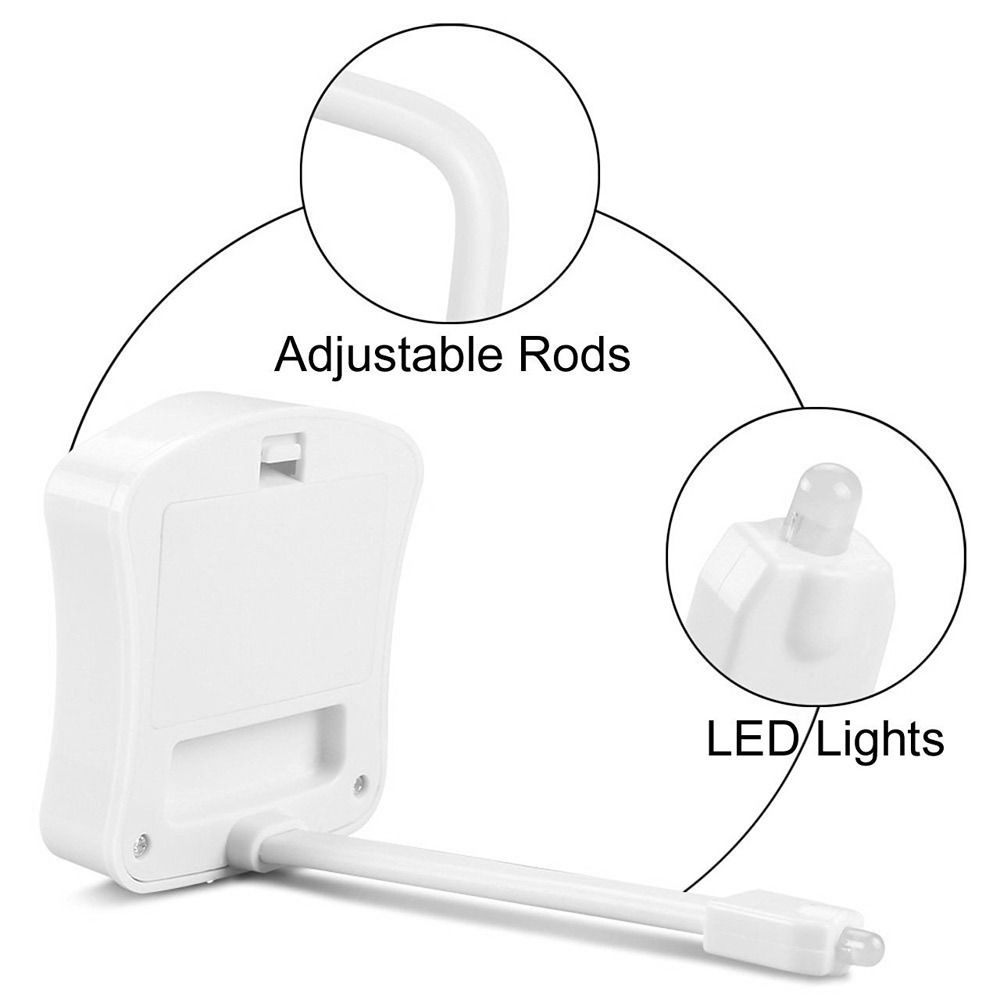 Automatic light sensor for bathroom - Motion Activated Toilet Night Light Bowl Bathroom Led 8 Color Lamp Sensor Light