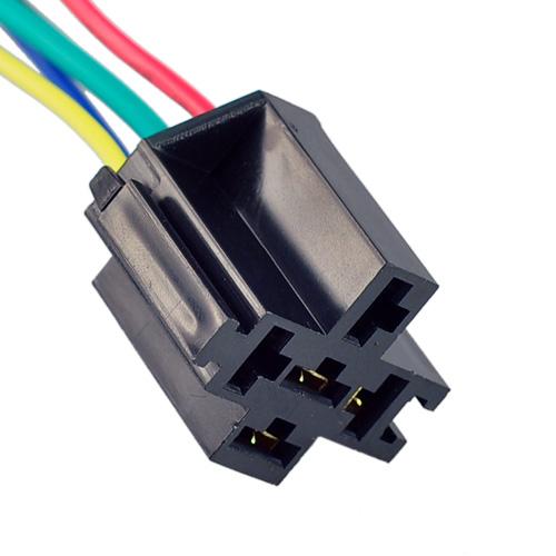 spdt relay wiring diagram 5pin spdt schematic