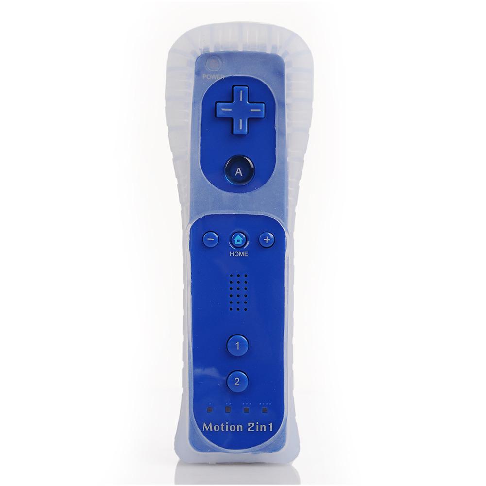 Deep Blue For Nintendo Wii U Wii Game Controller Motion