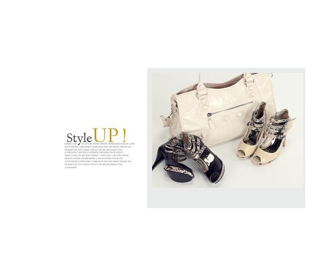 Details about korea_pop New leopard toe open High heels shoes for