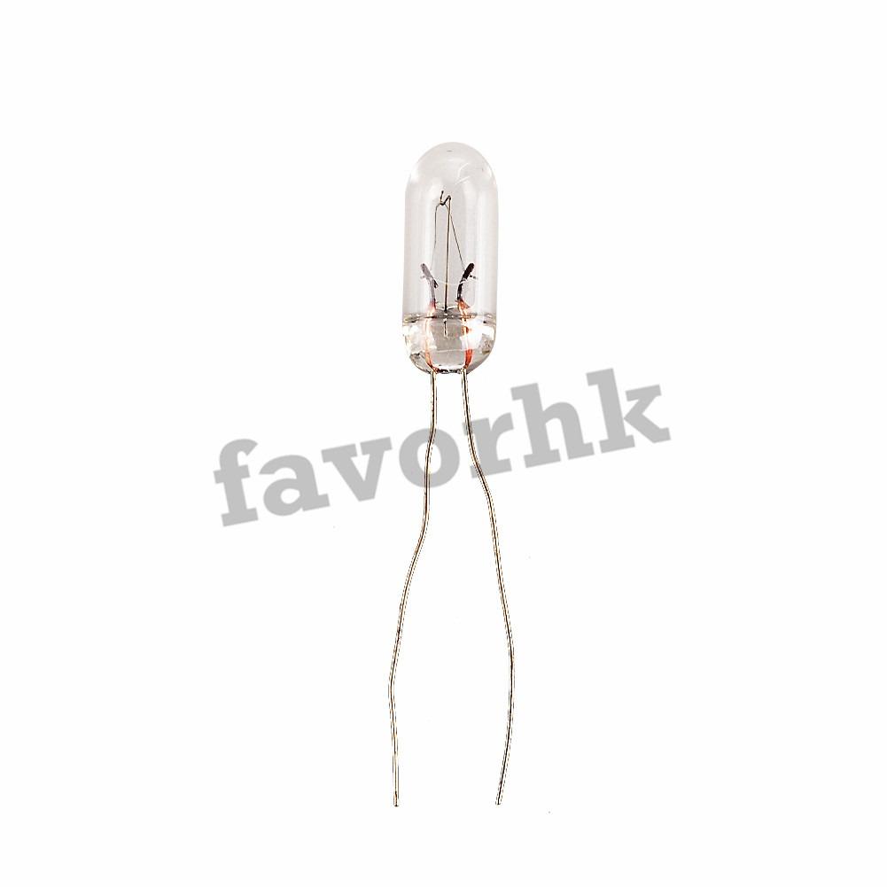 25  U00d7 Mini Bulbs Lamps For Gm Speedometer Cluster Backlight Lighting 12v