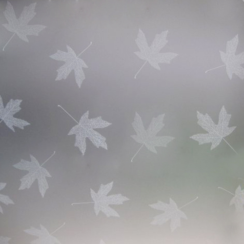 35 X 3ft Privacy Decorative Frosted Glass Window Film