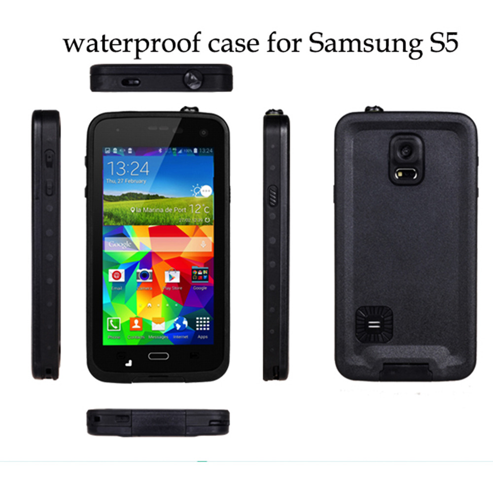 ... WATERPROOF LIFEPROOF CASE COVER FOR SAMSUNG GALAXY S4 S5 S6 S4 MINI