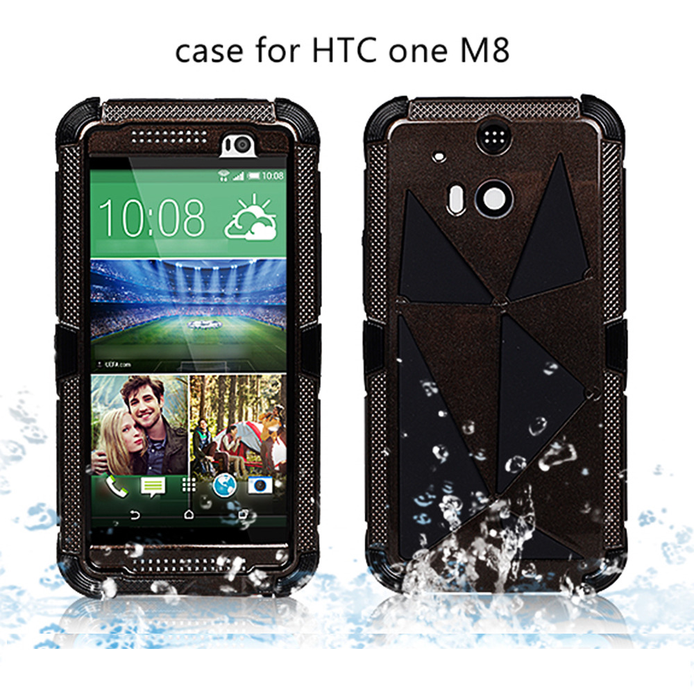 Currently using Pad waterproof case for htc one m8 (VIDEO)