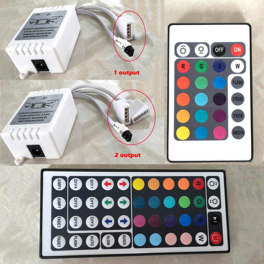 инструкция 44 keys ir remote controller for rgb led