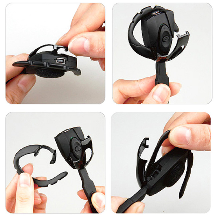 bluetooth headset wireless earphone mic for sony playstation 3 ps3 cellphone ebay. Black Bedroom Furniture Sets. Home Design Ideas