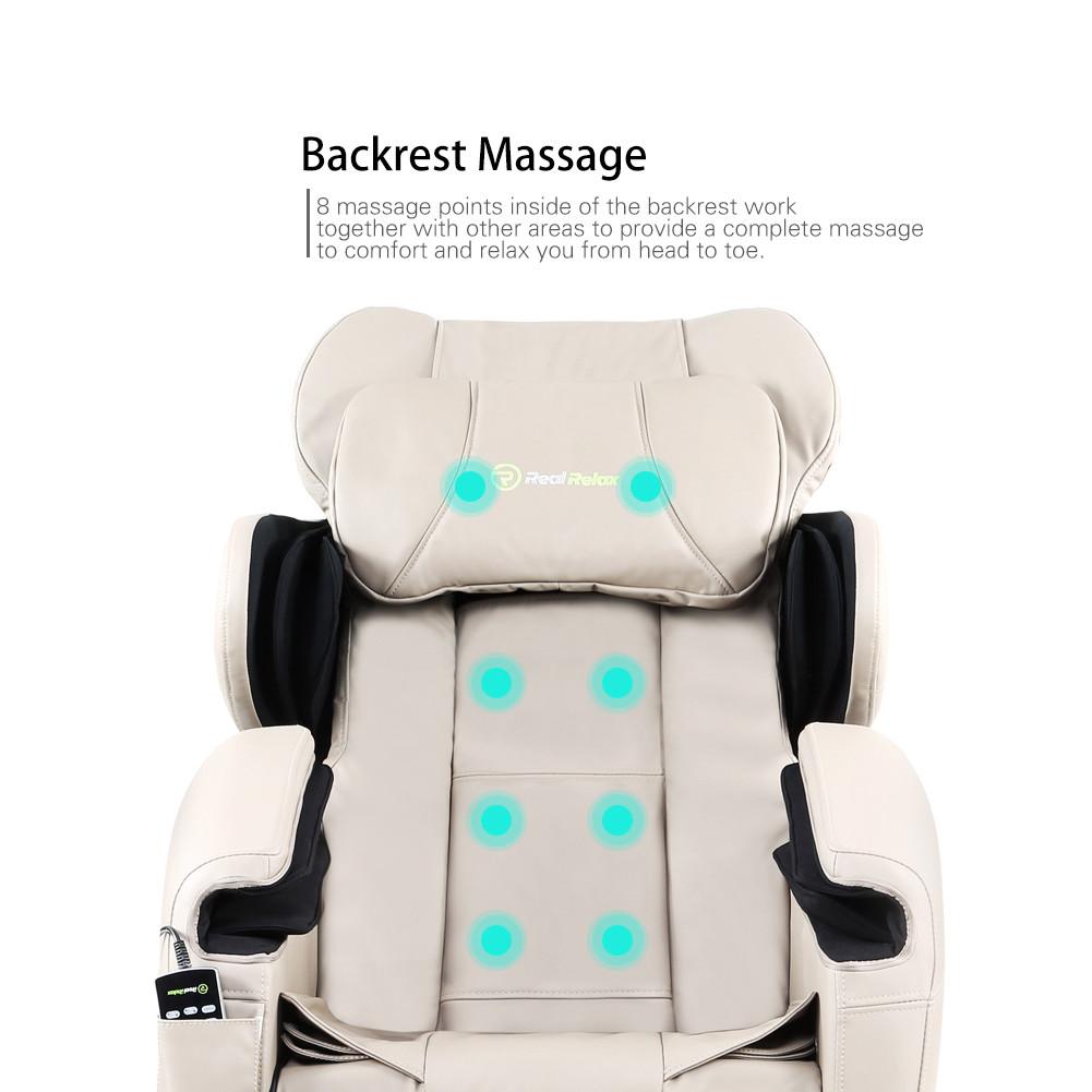 real relax - Zero Gravity Massage Chair