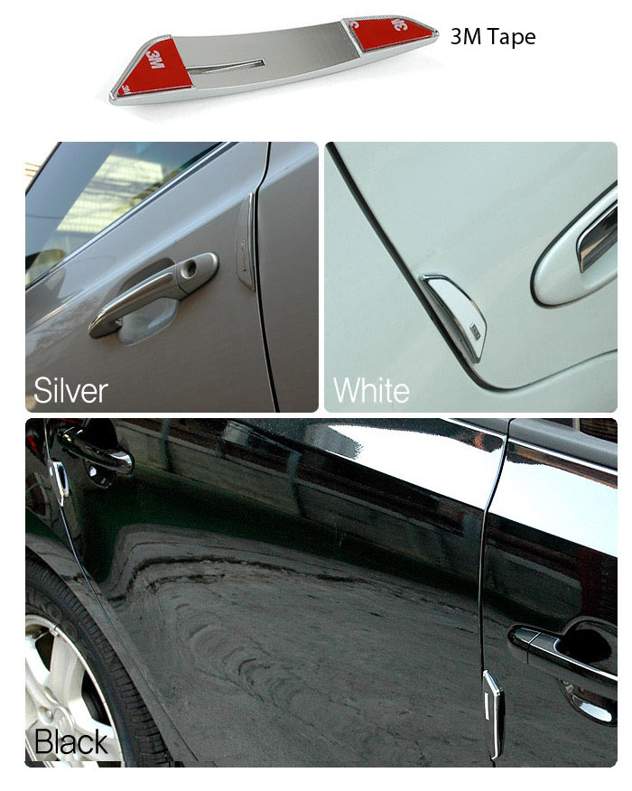 Plastic Car Door Edge Protector For  Smart Car