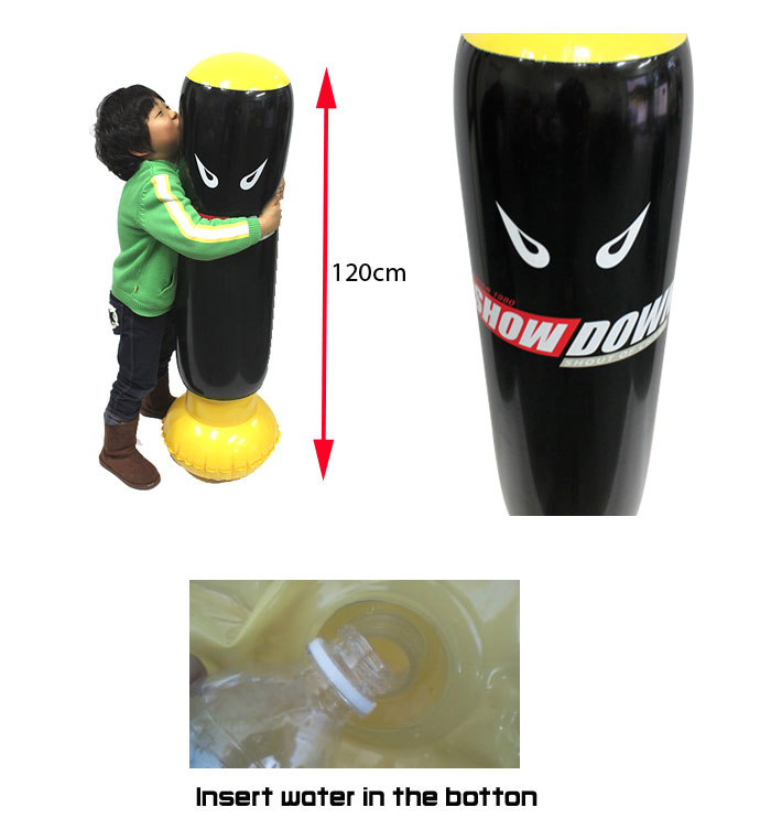 Inflatable punching bags adult