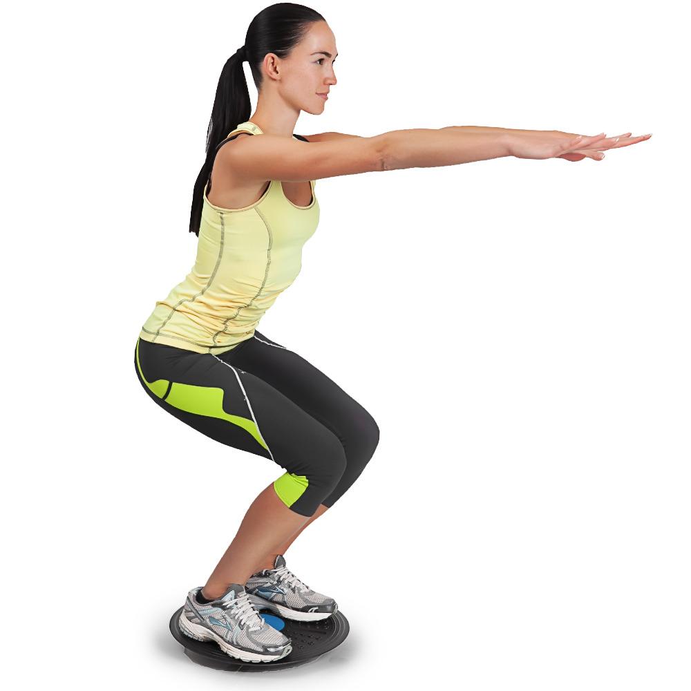 Balance Board Exercises For Knee: Gallant Balance Wobble Board 40cm Rehabilitation Fitness
