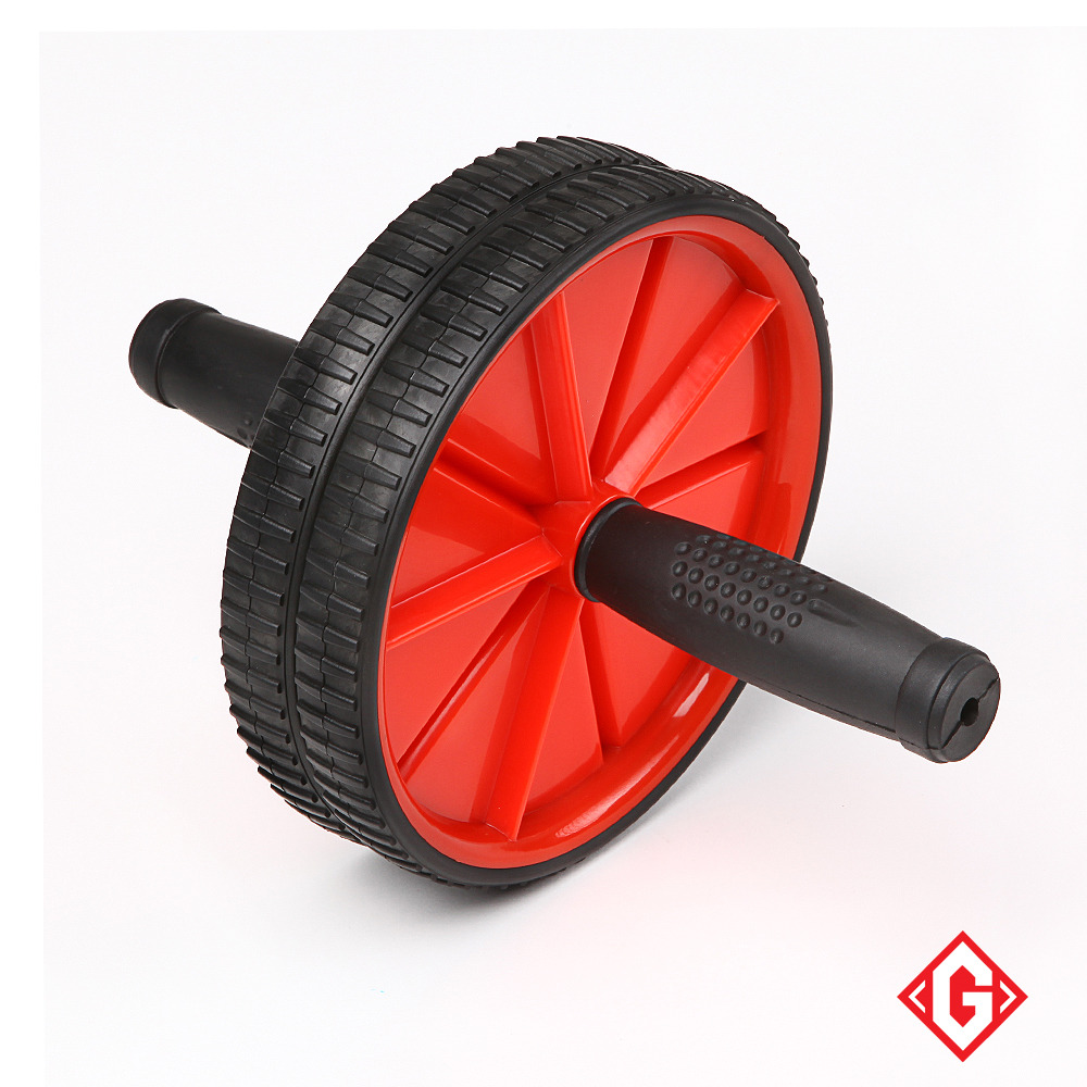 gallant ab wheel roller with knee mat fitness exerciser. Black Bedroom Furniture Sets. Home Design Ideas
