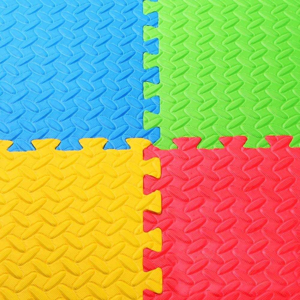 Soft Eva Foam Interlocking Crash Mats Floor Kids Play
