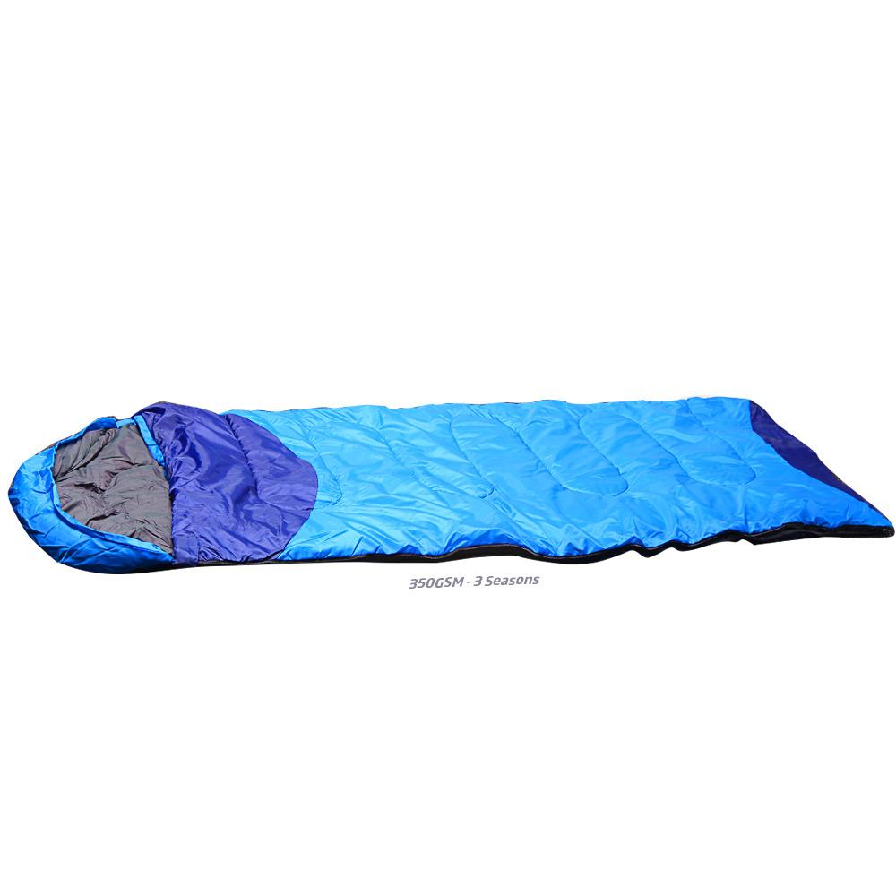 galant camping schlafsack 3 saison erwachsene 350gsm. Black Bedroom Furniture Sets. Home Design Ideas