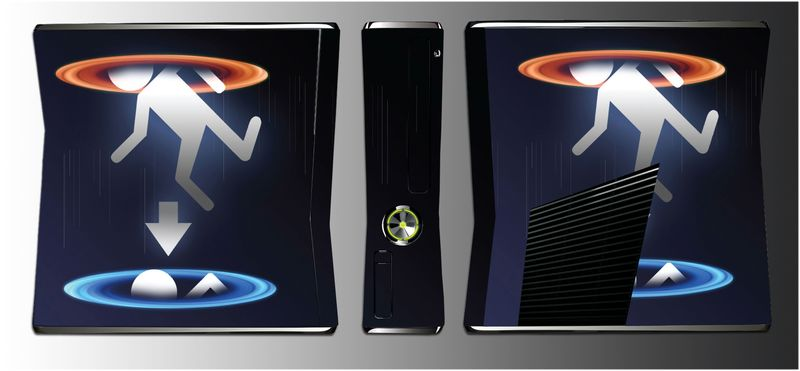 BPO1 We have Xbox 360 Slim (top) skins in our store also.