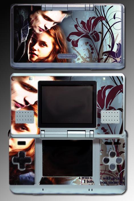 Skins para casi todo tipo de consolas de Crepusculo DTW1