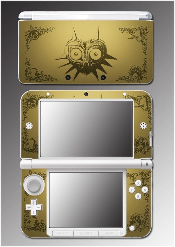 Legend Of Zelda Majora S Mask Special Game Edition Decal